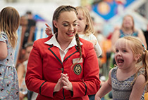 Butlins breaks - Just For Tots